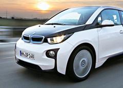 BMW i3 - ładowarka
