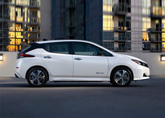 Nissan Leaf ładowarka