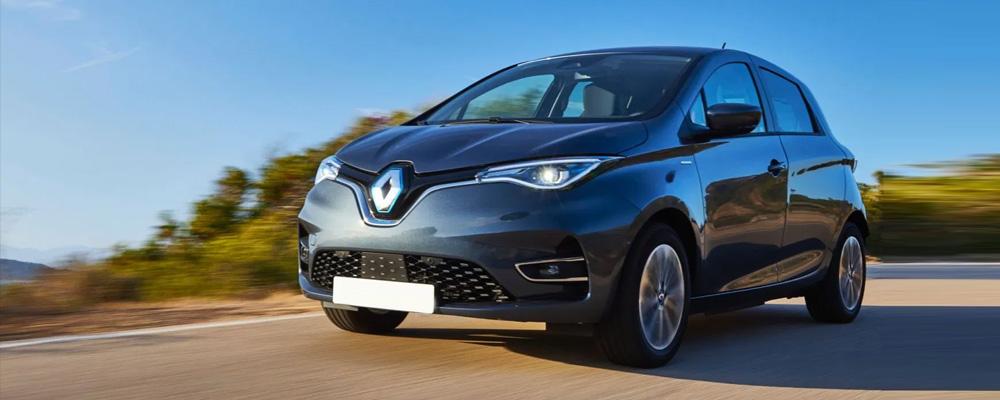 Renault Zoe ładowarka alternatywna